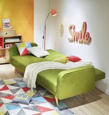 maison du monde canapes canapé convertible ou canapé lit pas cher côté maison