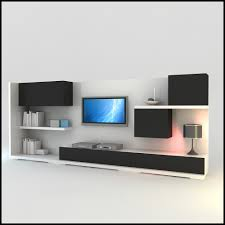 Tv Wall Units Modern Tv Wall Unit 3ds