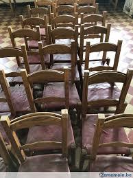chaise d glise chaise d église lot de 6 a vendre 2ememain be