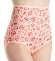 Vanity Fair Hi Cut Panties Orange Plus Size Fine Lingerie Underwear And Plus Size