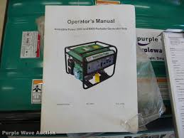 onan 6500 generator item dc6999 sold august 22 agmart l