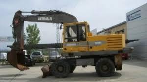 volvo ew230b akerman excavator service parts catalogue manual