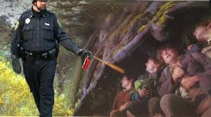 Pepper Spray Meme - the pepper spraying cop is officially a meme village voice