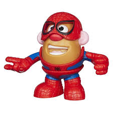 potato head playskool potato head marvel mixable mashable
