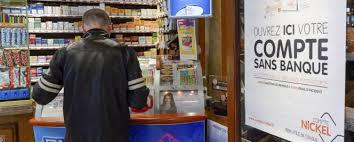 ouvrir un compte dans un bureau de tabac un compte pas si nickel 60 millions de consommateurs