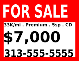 for sale sign clip at clker vector clip