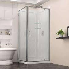 dreamline shower stalls u0026 kits showers the home depot