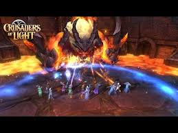 crusaders of light mmorpg crusaders of light gameplay open world mmorpg android ios youtube