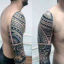 100 tribal tattoos for men arm cool tribal tattoo for men