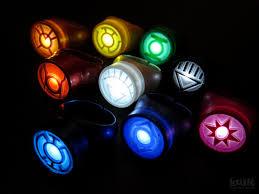 buy power rings images Blackest night power ring spectrum set flickr jpg