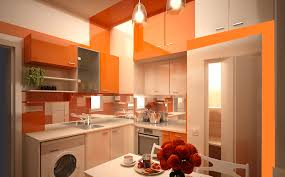 Kitchen Design Concepts Innovative Kitchen Design Concepts With Orange Appetite Style By