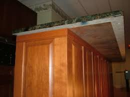 how to attach a countertop to a wall without cabinets granite countertops ask the builder