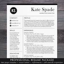 Resume Template Word Mac 38 Best Resume Template Images On Pinterest Resume Ideas Cv