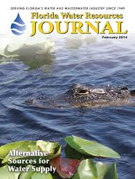 florida water resources journal feb 2014 by florida water