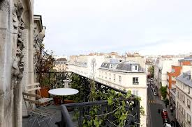 shout it from the rooftop paris u0027s most amazing rooftop airbnb