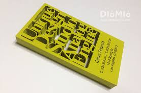 business card die cutter custom diy cut business cards diomioprint