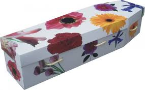 cardboard coffin coffins the funeral guide