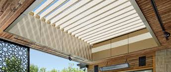 Pergola Roof Options by Outback Sunroof Stratco