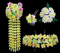 kanzashi hair ornaments kanzashi hair ornaments
