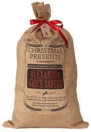 fancy personalized santa sacks for children new