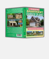 25 complete apartment garage plans in pdf on cd woodworking