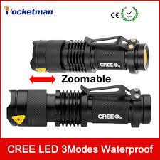 Torch Light Flashlight Aliexpress Com Buy 2017 Mini Led Torch 7w 2000lm Cree Q5 Led