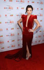Fashion Leotards For Women Sasha Cohen At Go Red For Women The Heart Truth Fashion Show In