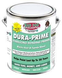 solve rusty nail problems mad dog paint products