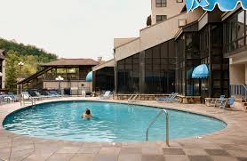 Gatlinburg Hotel with Indoor Pool and Sauna at Sidney James