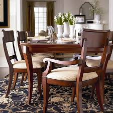 Louis Philippe Dining Room Furniture Louis Philippe Dining Table With Arm Chair And Side Chair In A