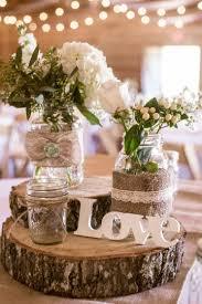 country wedding centerpieces attractive country wedding centerpieces 1000 ideas about country