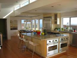 15 gorgeous kitchen islands with storage lovely spaces photo source hgtv photo source hgtv a wider design of island