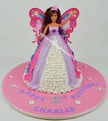 barbie cakes barbie doll cake childrens birthday cake cakes