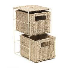 Storage Drawers Bathroom Storage Fabric Organizer Bins Small Basket Storage Unit