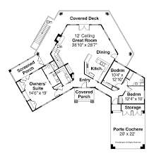 Unique Cottage Plans