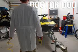 doctor doo sea doo onboard
