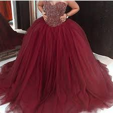burgundy quince dresses 2017 burgundy quinceanera dresses with heavy beadings crystals