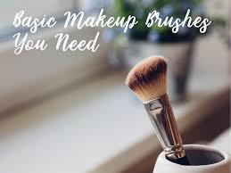 basic makeup brushes you need u2013 the ladies room