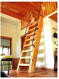 Alternate Tread Stairs Design Ladders For Stairs Loft Ladder Contemporary Staircase Portland