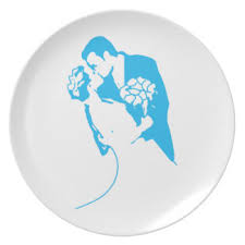 and groom plates groom plates zazzle