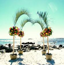 Tropical Theme Wedding - weddings u0026 receptions u2014 millies flowers