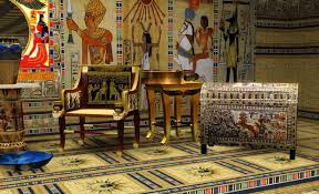 ancient egyptian home decor interiors design