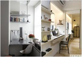 interior paint ideas for small homes shelves for small home office spaces ideas white home office desks