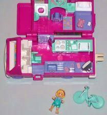 polly pocket 1994 doll party board game polly pocket