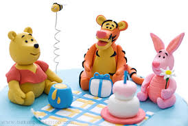 winnie the pooh cake topper winnie the pooh cake baking obsession