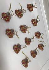 handmade christmas ornaments handmade christmas ornaments ebay