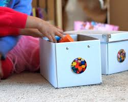 kids u0027 storage and organization ideas clever usage of bins u0026 crates