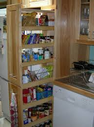 Tall Kitchen Cabinet Pantry Pantry Cabinet Roll Out Pantry Cabinet With Revashelf Tall Wood