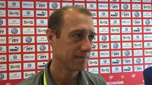 M Elmarkt Stimmen Zum 0 1 Des Vfl In Zwickau Vfl Trainer Enochs Ich Bin