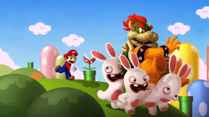 report lost mario u0026 rabbids crossover game uncovered youtuber